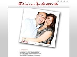 Blowup: Un sito web per gli sposi