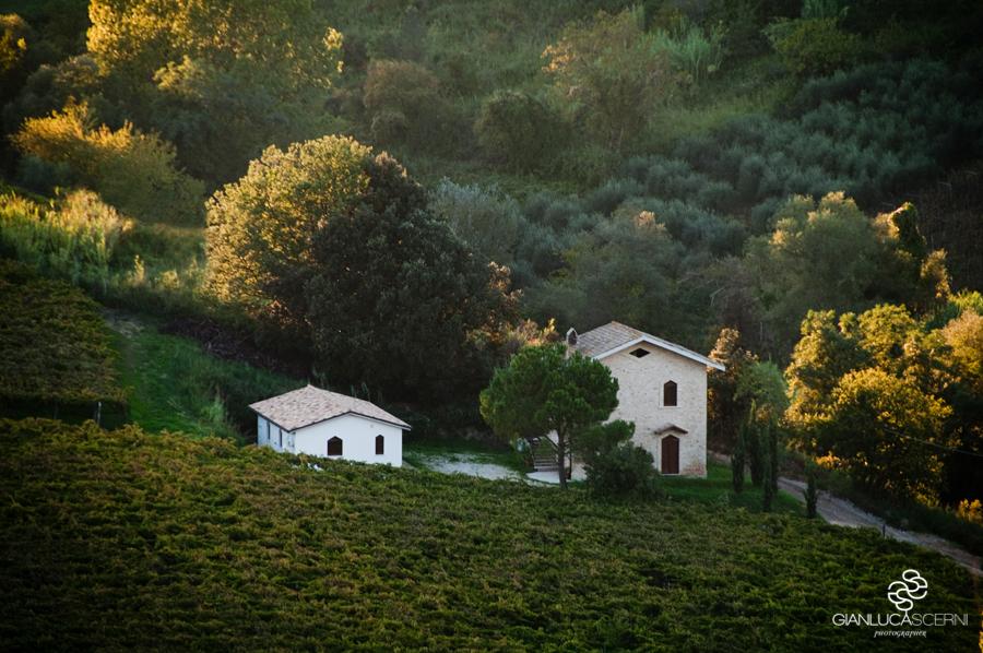Casa dell'orto: Immersi nei verdi vigneti dell'Abruzzo