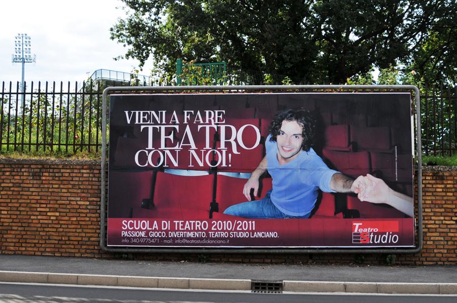Campagna Teatro Studio 2010/2011