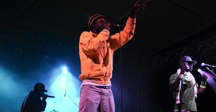 Jamafrica per Ondesonore a Lanciano