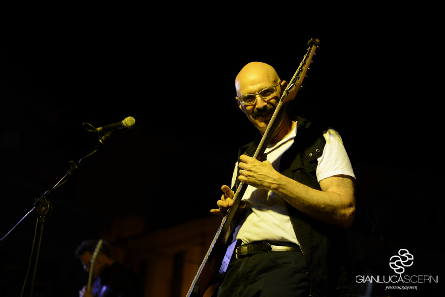 Tony Levin e gli Stick Men a Lanciano