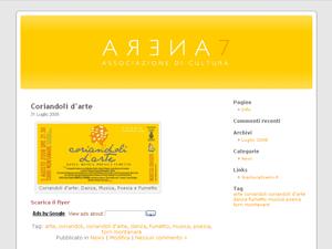 Arena7 Associazione di Cultura