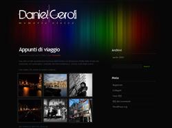 Memorie visive di Daniel Ceroli