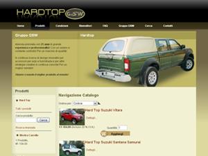 Hardtop GSW: Un tetto rigido per la tua vettura