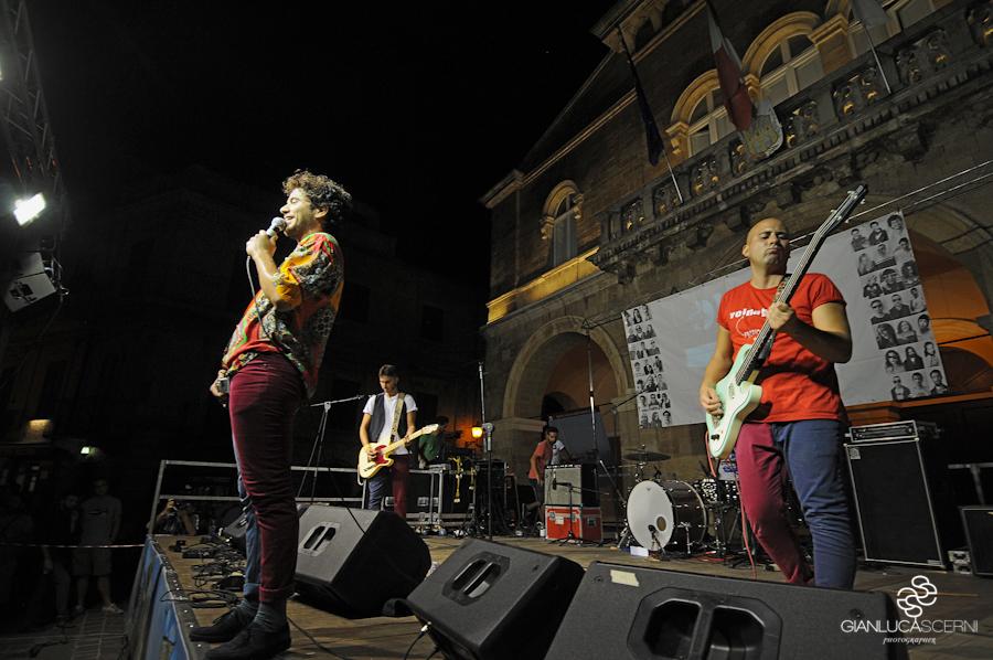 Il talentuoso show del Management a Rocca San Giovanni