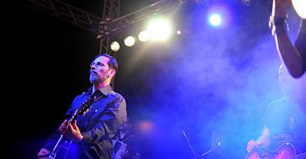 Nidi D'Arac per Ondesonore Festival
