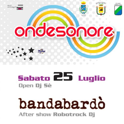 Onde Sonore Festival 09: Bandabardò