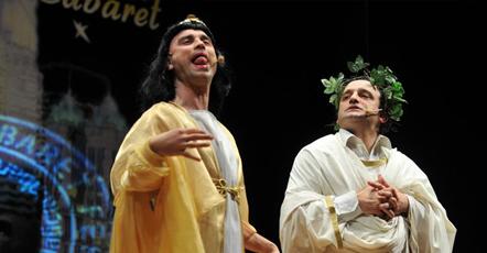 Adriatica Cabaret con Pablo & Pedro