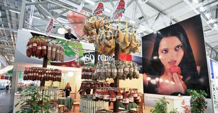 Sorrentino ad Anuga 2009